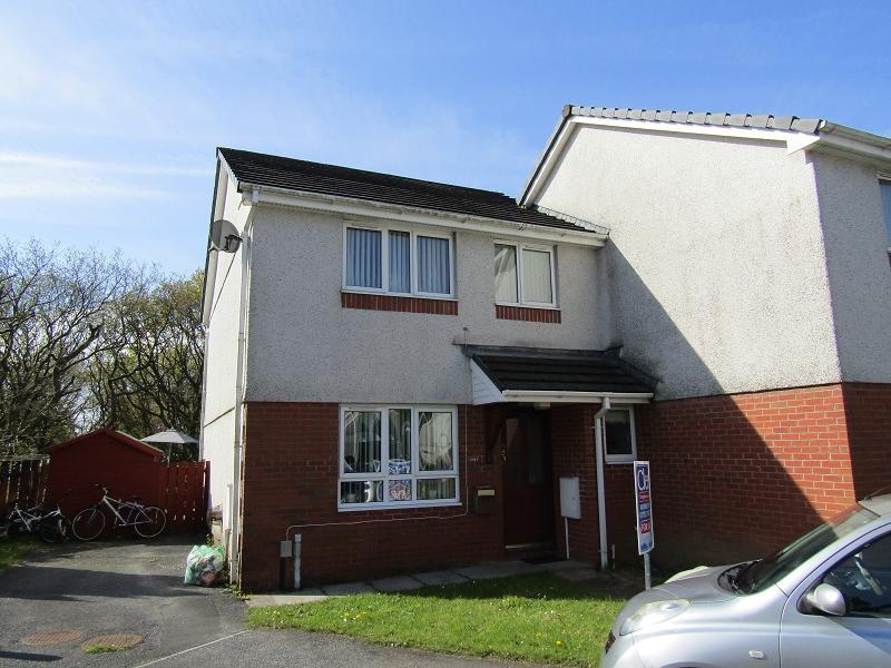 3 Bedrooms Semi Detached House for sale in Clos Rhedyn , Cwmrhydyceirw, Swansea.