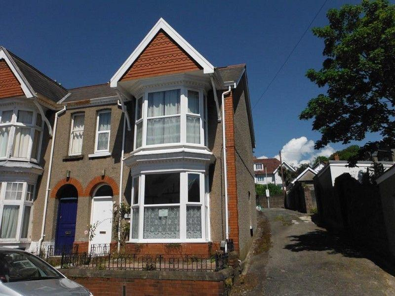 4 Bedrooms End Of Terrace House for sale in Beechwood Road, Uplands, Swansea, City County of Swansea.