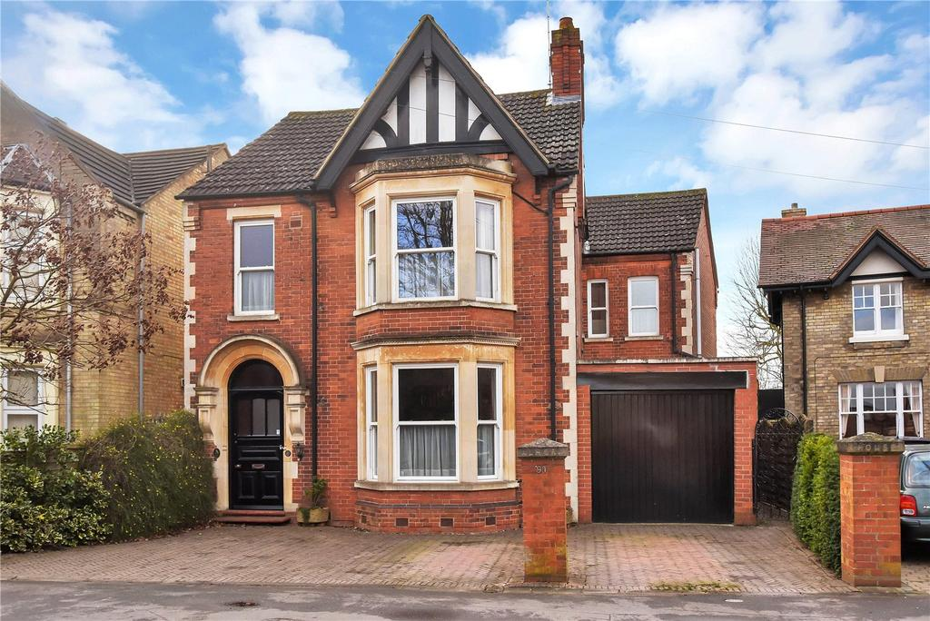 4 Bedrooms Detached House for sale in Thorpe Road, Peterborough