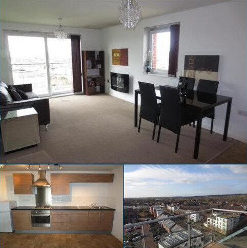 2 bedroom apartment to rent - The Vibe, Salford