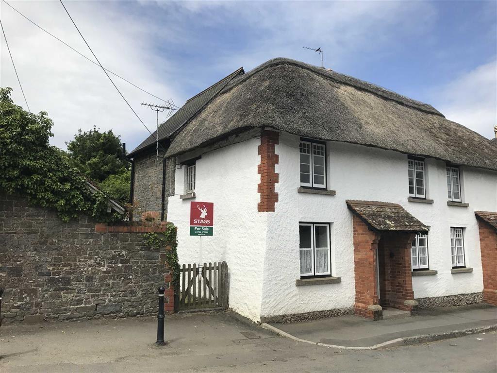 3 Bedrooms Semi Detached House for sale in Chittlehampton, Umberleigh, Devon, EX37