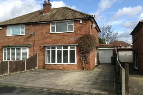 2 bedroom semi-detached house to rent - The Glade, Narborough Road South, Leicester, Leicestershire, LE3 2WB