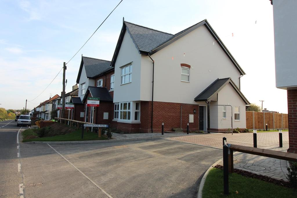 3 Bedrooms End Of Terrace House for sale in Plot 4 Hazelwood Park, Hastingwood, Essex, CM17