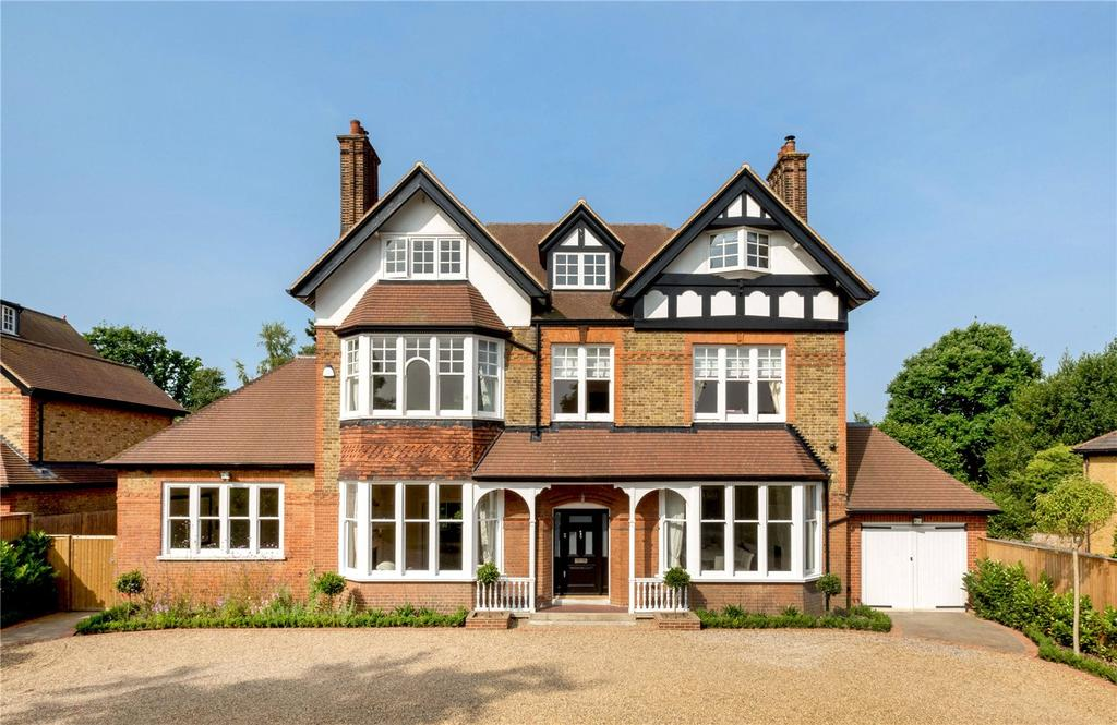 7 Bedrooms Detached House for sale in St. Marys Road, Long Ditton, Surbiton, Surrey, KT6