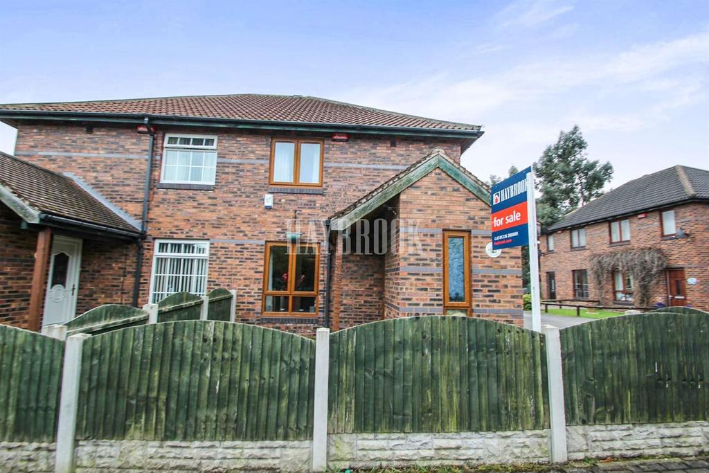 3 Bedrooms Semi Detached House for sale in Greenbank, Athersley North