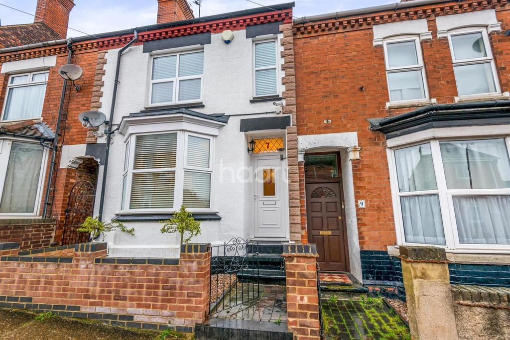 3 Bedrooms Terraced House for sale in Fitzwilliam Street, Rushden
