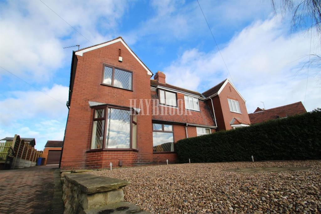 2 Bedrooms Semi Detached House for sale in Ardsley, Barnsley