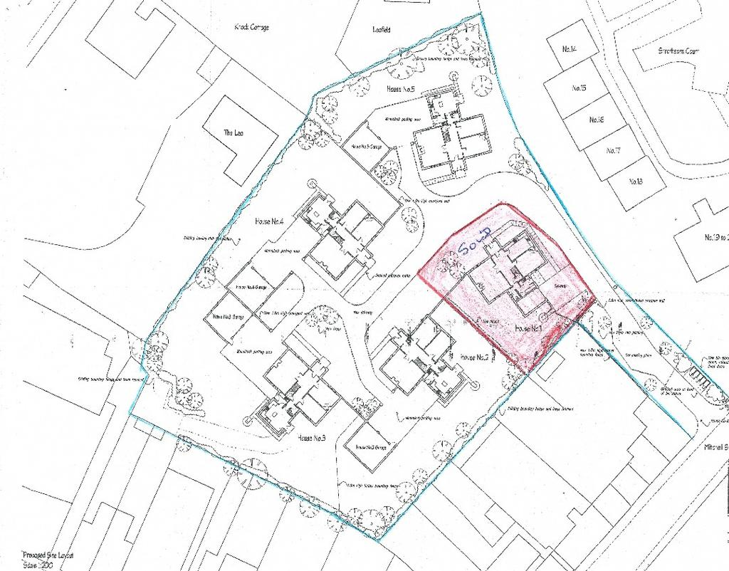 Plot Commercial for sale in Mitchell Street, Crieff , Perthshire, PH7 3FF