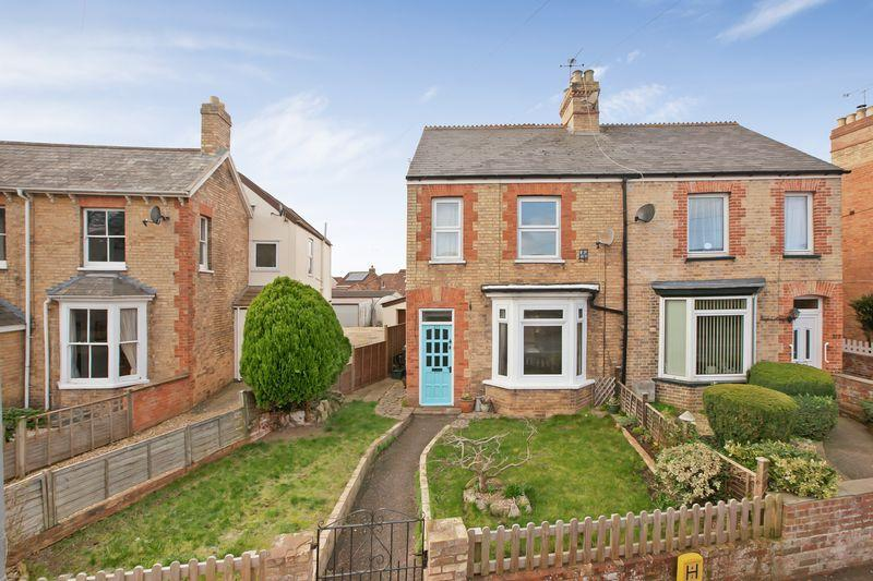 3 Bedrooms Semi Detached House for sale in STAPLEGROVE ROAD