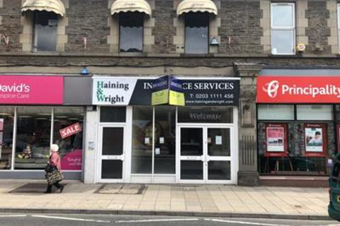 Shop to rent - 123 - 127 High Street, Blackwood
