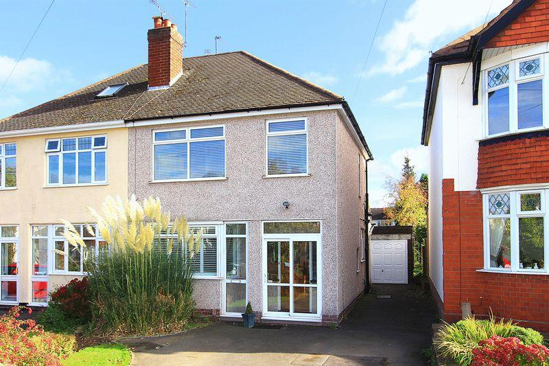 3 Bedrooms Semi Detached House for sale in MERRY HILL, Wychbury Road