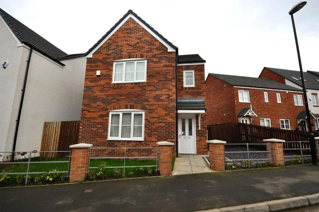 3 Bedrooms Detached House for sale in Corning Road, Alexandra Park, Sunderland
