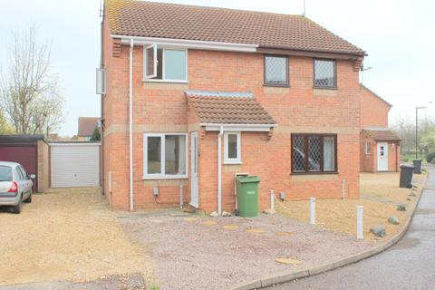 2 bedroom semi-detached house to rent - Wycliffe Grove, Peterborough, PE4