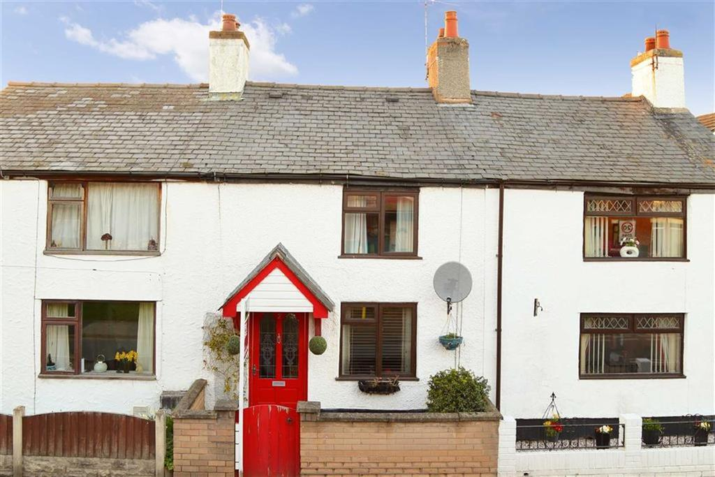 2 Bedrooms Terraced House for sale in Bangor Road, Overton-on-Dee, LL13