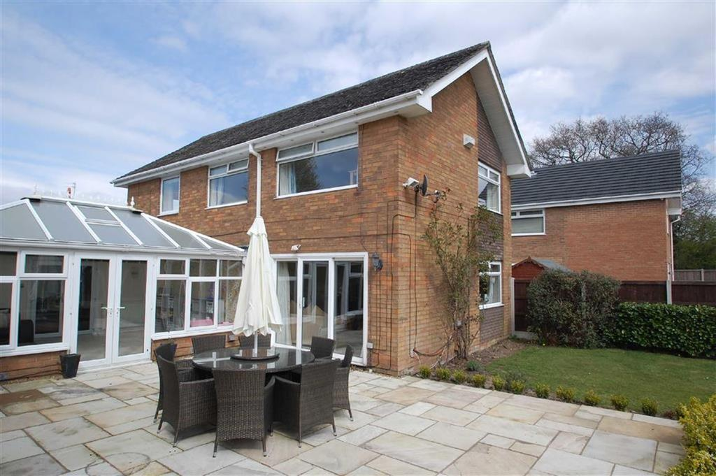 4 Bedrooms Detached House for sale in Northcote Road, Bramhall, Cheshire