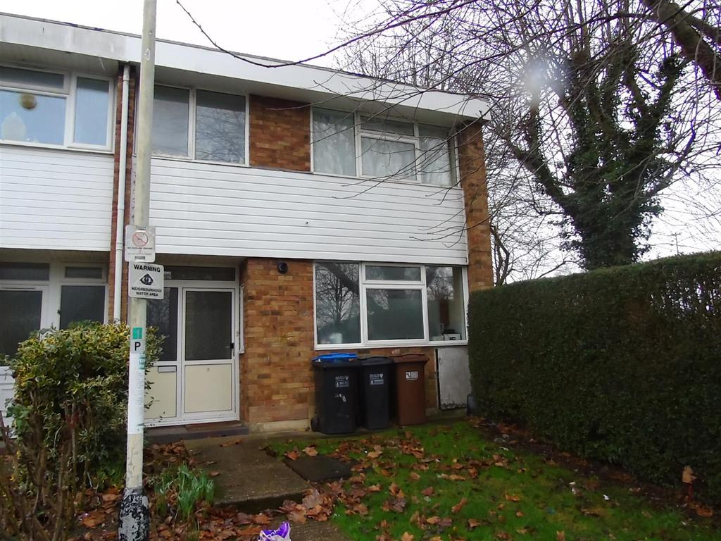 3 Bedrooms End Of Terrace House for sale in Wood Vale, Hatfield