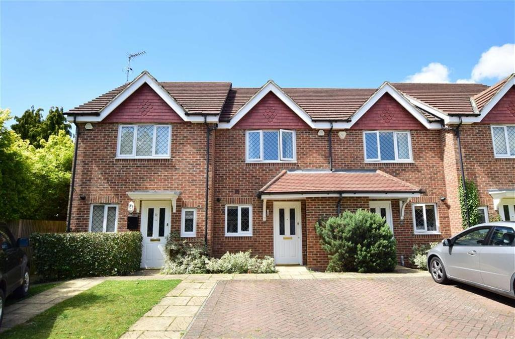 2 Bedrooms Terraced House for sale in Abbottsleigh Gardens, Caversham, Reading