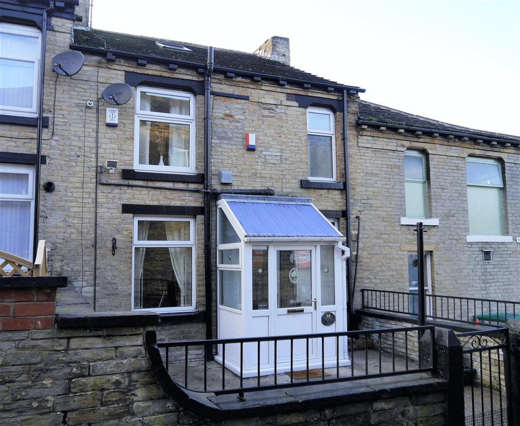 2 Bedrooms Terraced House for sale in Back North Street, Oakenshaw, Bradford, BD12 7DU