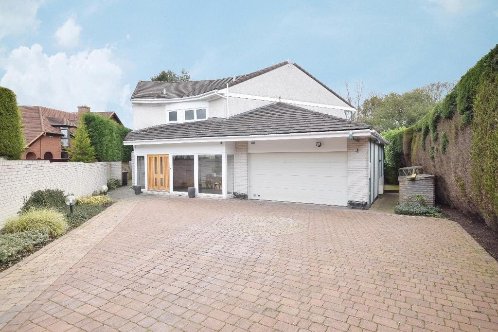 5 Bedrooms Detached House for sale in Barnton Avenue West, Barnton, Edinburgh, Midlothian, EH4 6DE