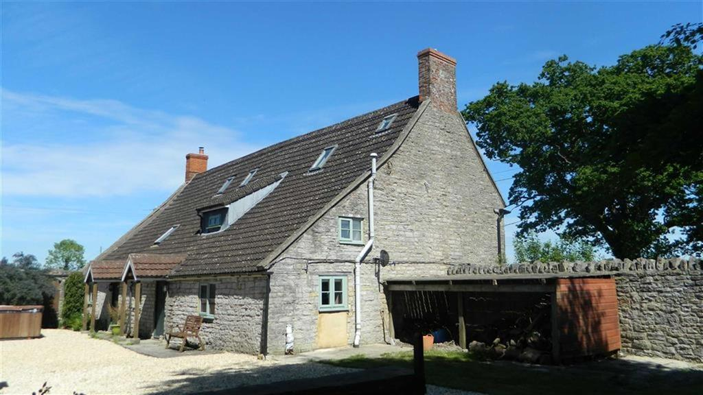 7 Bedrooms Detached House for sale in Four Foot, Hornblotton, Shepton Mallet, Somerset, BA4