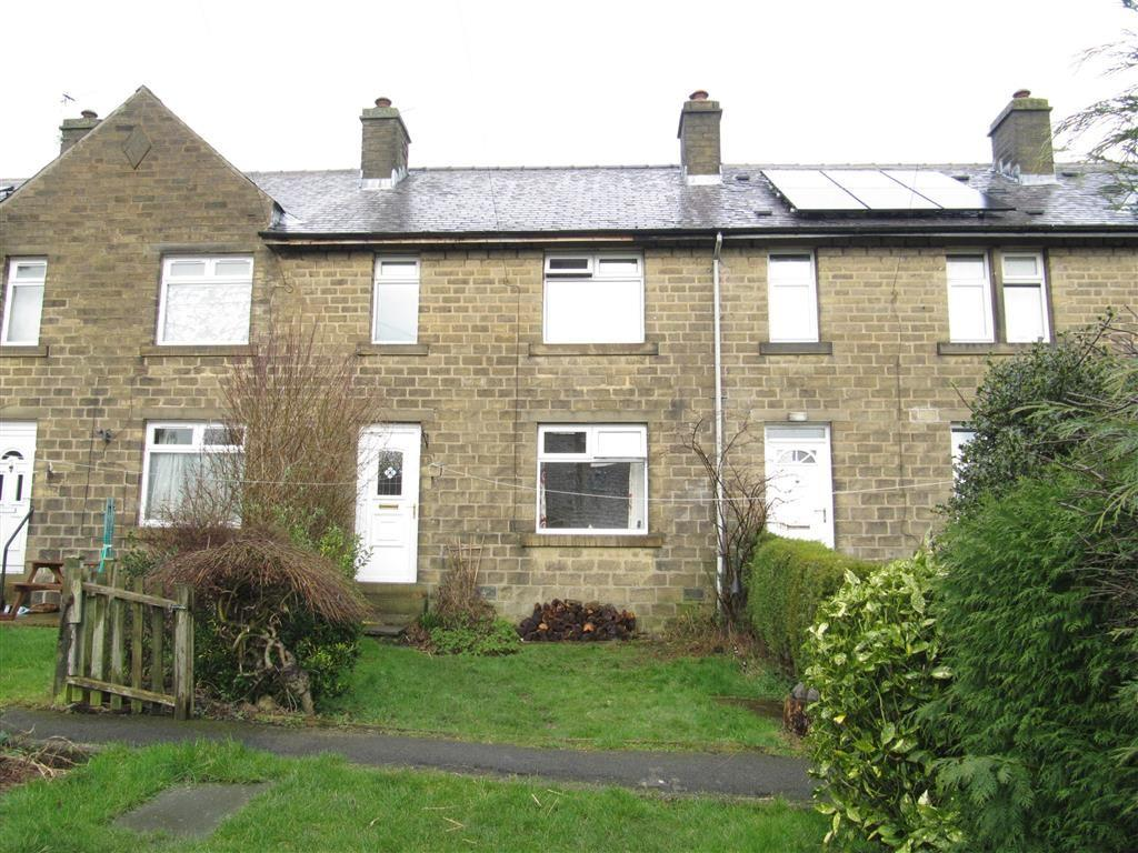 3 Bedrooms Terraced House for sale in Helme Lane, Meltham, Holmfirth, HD9