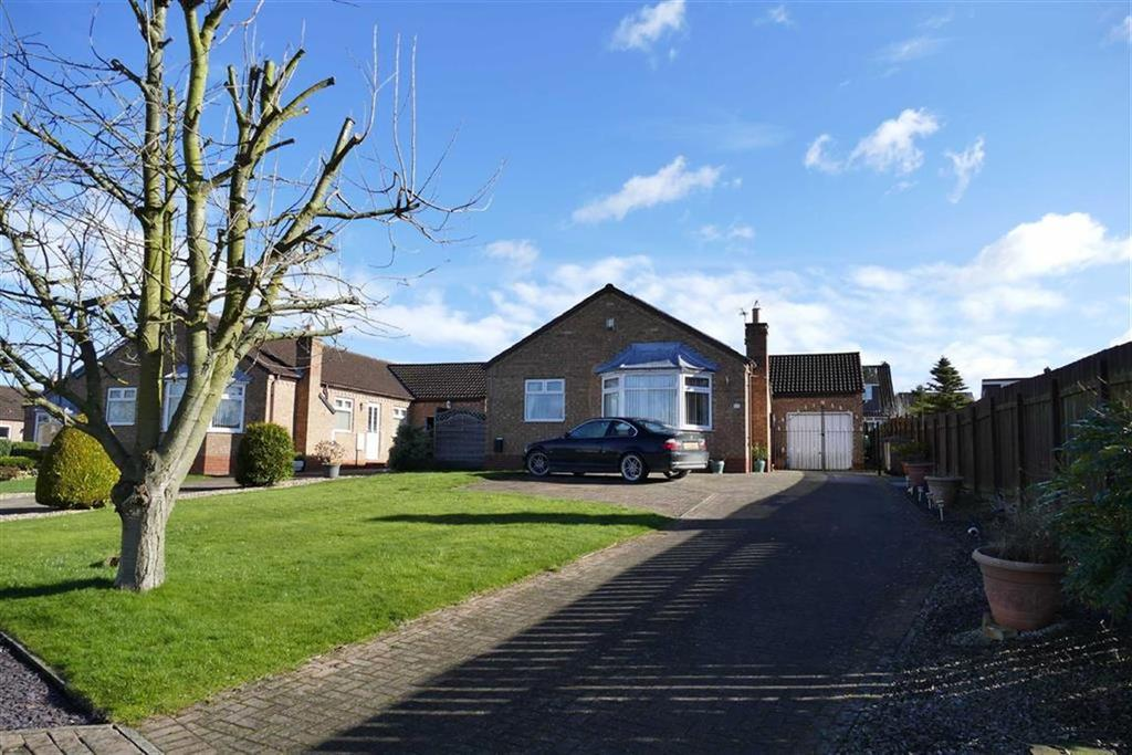 3 Bedrooms Detached Bungalow for sale in Dale Garth, Market Weighton
