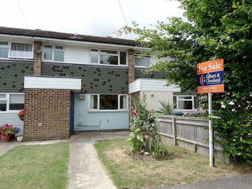 3 Bedrooms Terraced House for sale in Stroud Green, Bognor Regis