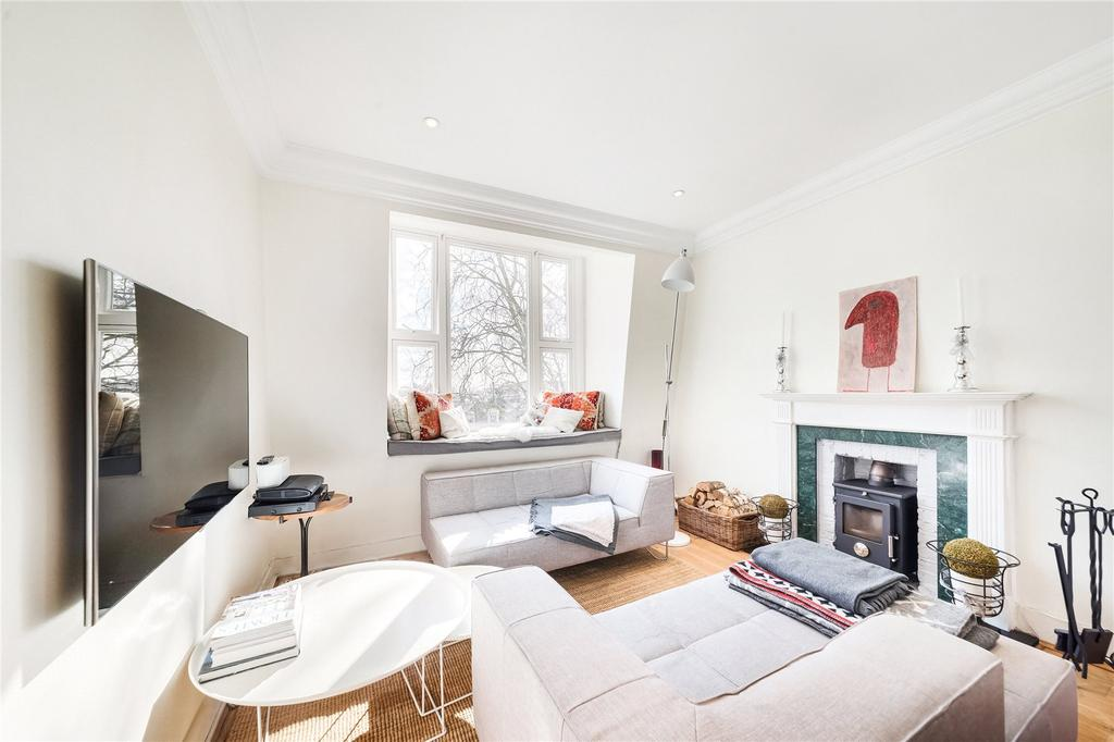 2 Bedrooms Penthouse Flat for sale in Harrington Gardens, South Kensington, London