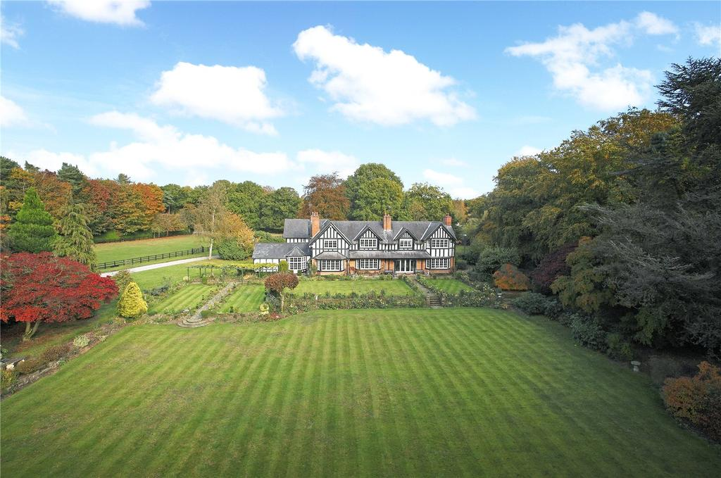 7 Bedrooms Detached House for sale in Tarporley Road, Oakmere, Cheshire