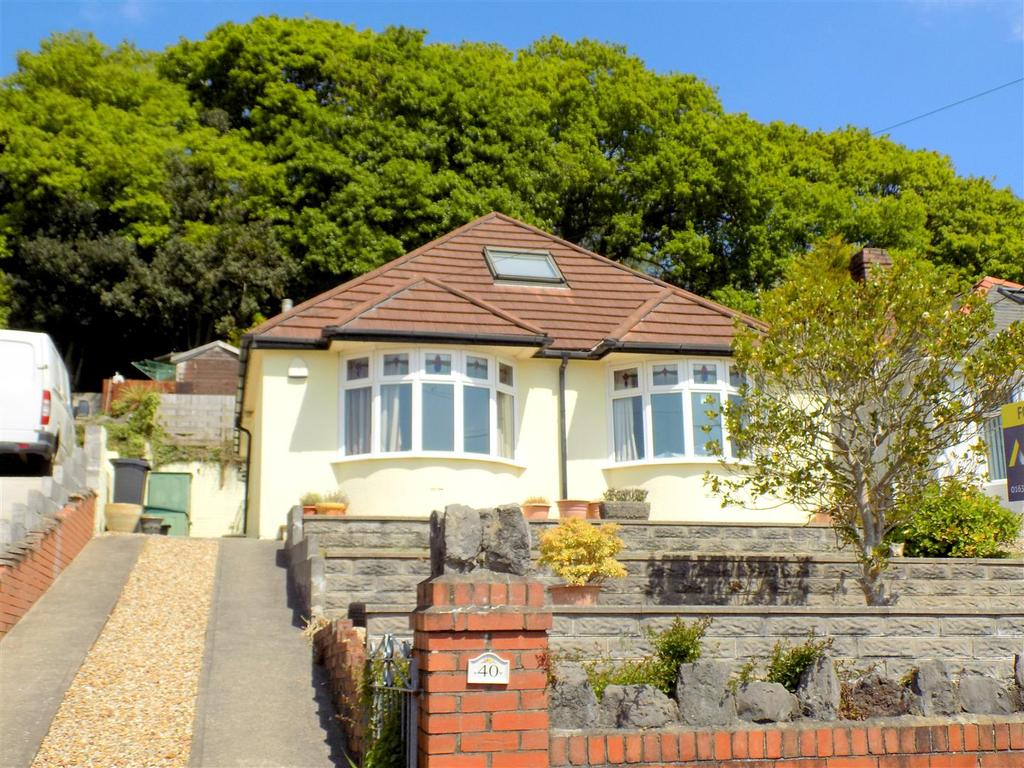 2 Bedrooms Detached Bungalow for sale in Lucy Road, Neath