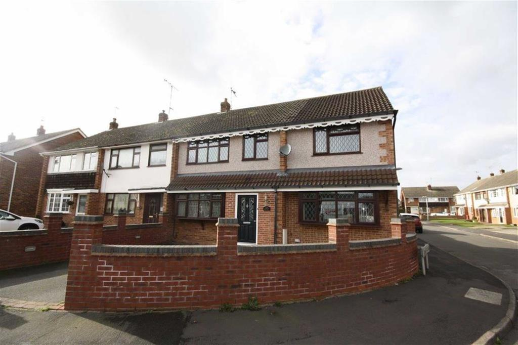 5 Bedrooms End Of Terrace House for sale in Granby Road, Stockingford, Nuneaton