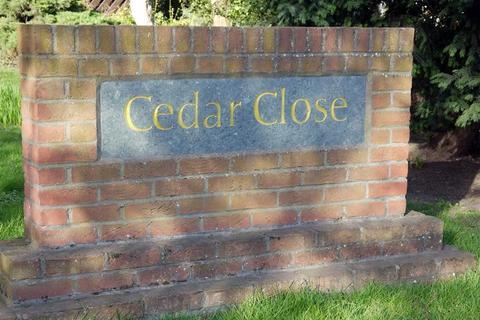 1 bedroom retirement property to rent - Cedar Close, London