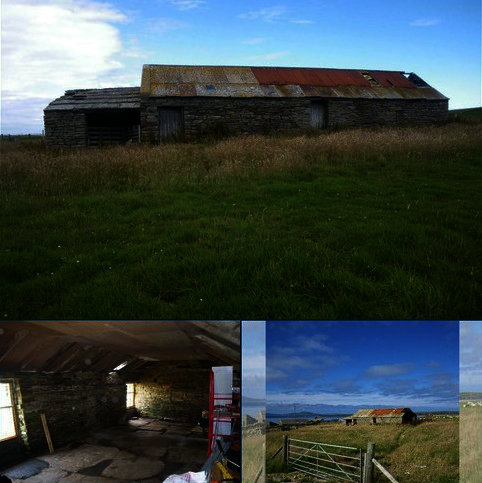 Barn for sale - Former Barn, Benstonhall, Eday