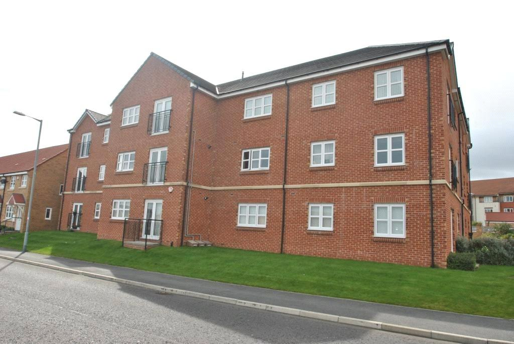 1 Bedroom Flat for rent in Mappleton Drive, East Shore Village, Seaham, County Durham, SR7