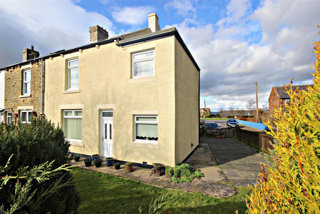 3 Bedrooms End Of Terrace House for sale in St. Edmunds Terrace, Dipton, Stanley