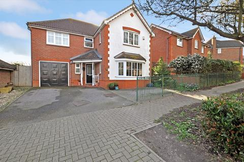 4 bedroom detached house for sale - Chancellor Avenue, Chelmsford