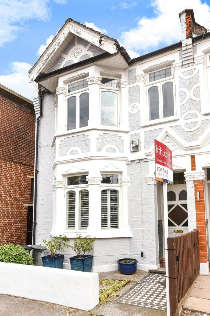 4 Bedrooms Semi Detached House for sale in Muncaster Road, Battersea