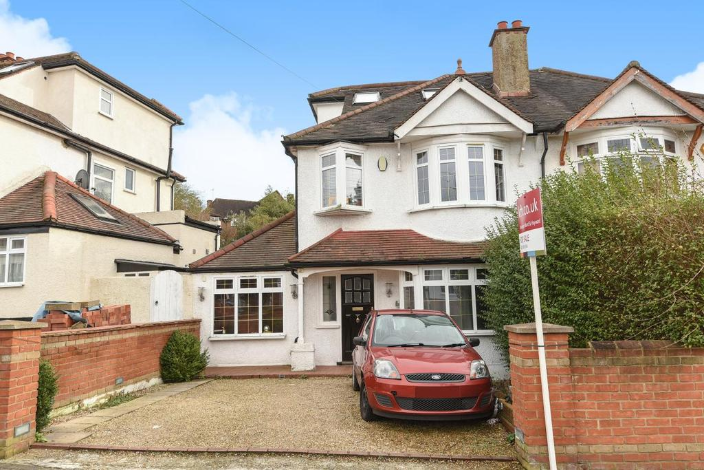 6 Bedrooms Semi Detached House for sale in Valleyfield Road, Streatham, SW16
