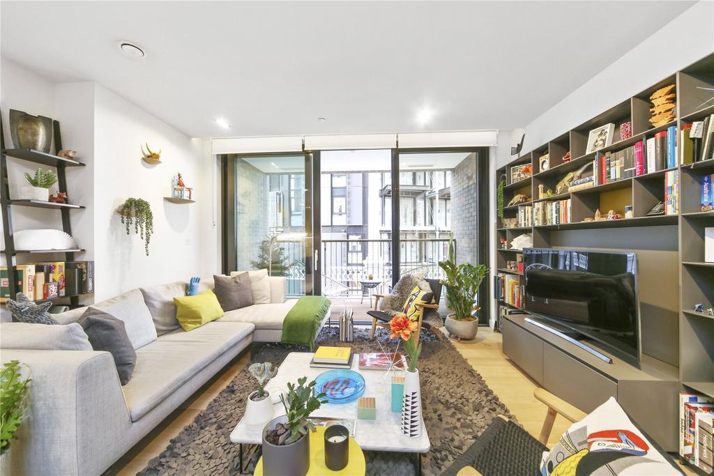 2 Bedrooms Flat for sale in Plimsoll Building, 1 Handyside Street, London, N1C