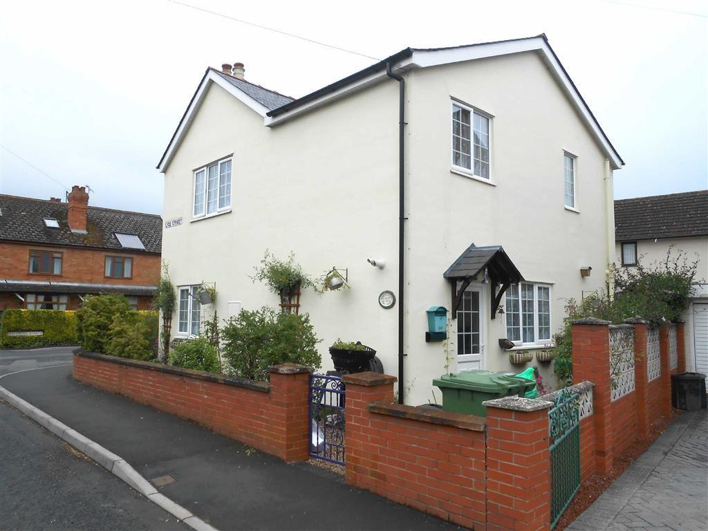 3 Bedrooms Detached House for sale in Lyde Street, Hereford, Herefordshire