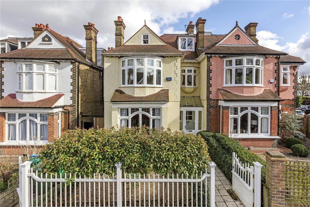 6 Bedrooms Semi Detached House for sale in East Sheen Avenue, London, SW14
