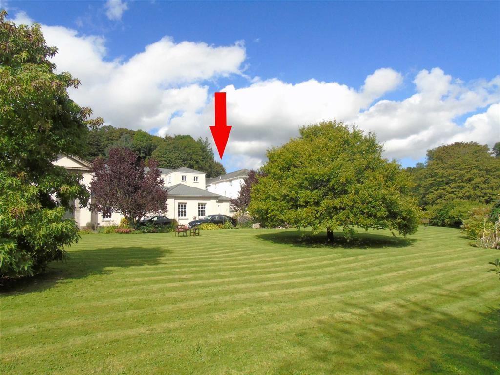 1 Bedroom Apartment Flat for sale in Russell Court Gardens, Tavistock, Devon