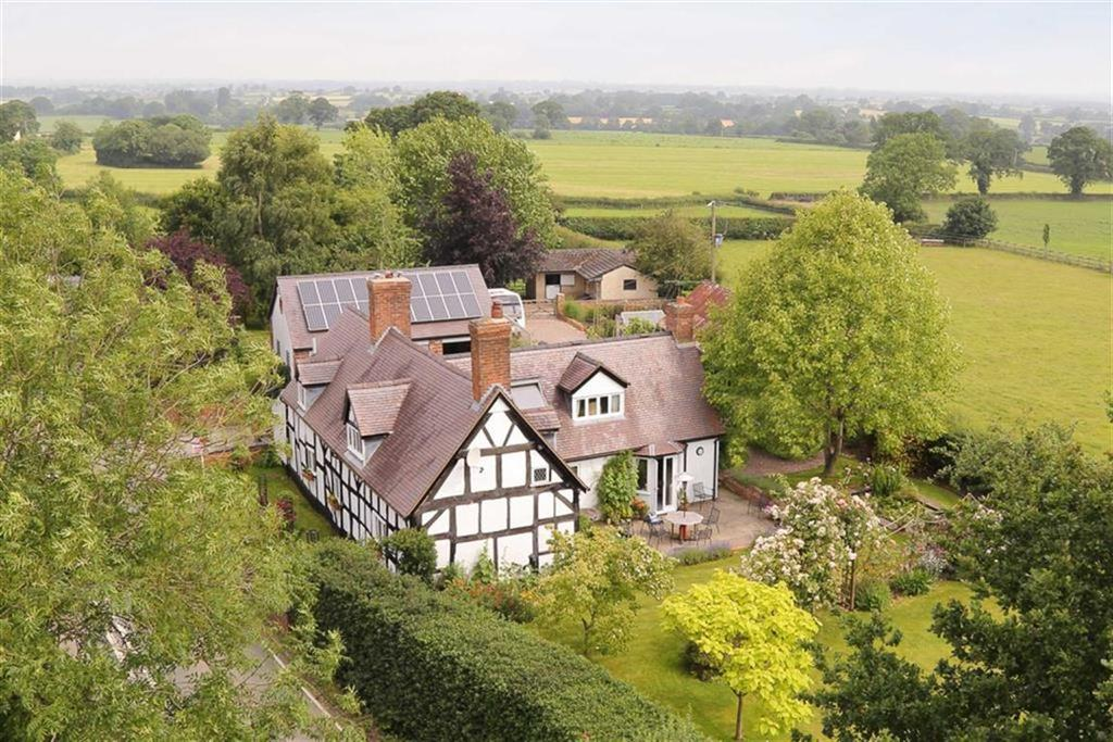 4 Bedrooms Detached House for sale in Slip Farm, Marchamley, Shrewsbury, SY4