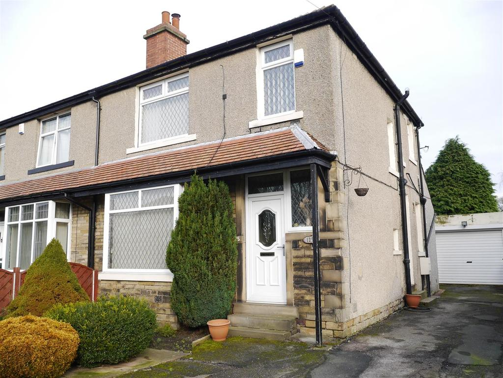 3 Bedrooms Semi Detached House for sale in Norman Avenue, Eccleshill, Bradford, BD2 2ND