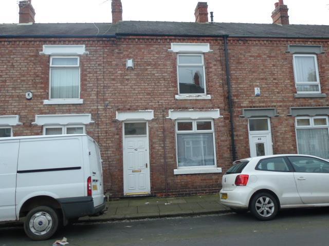 2 Bedrooms Terraced House for sale in Falmer Road, Darlington