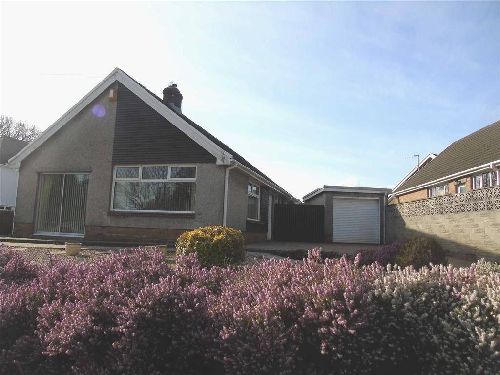 4 Bedrooms Detached Bungalow for sale in Maes Y Gwernen Road, Morriston, Swansea