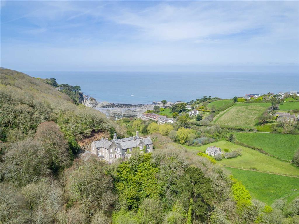 7 Bedrooms Detached House for sale in Lee Bay, Ilfracombe, Devon, EX34
