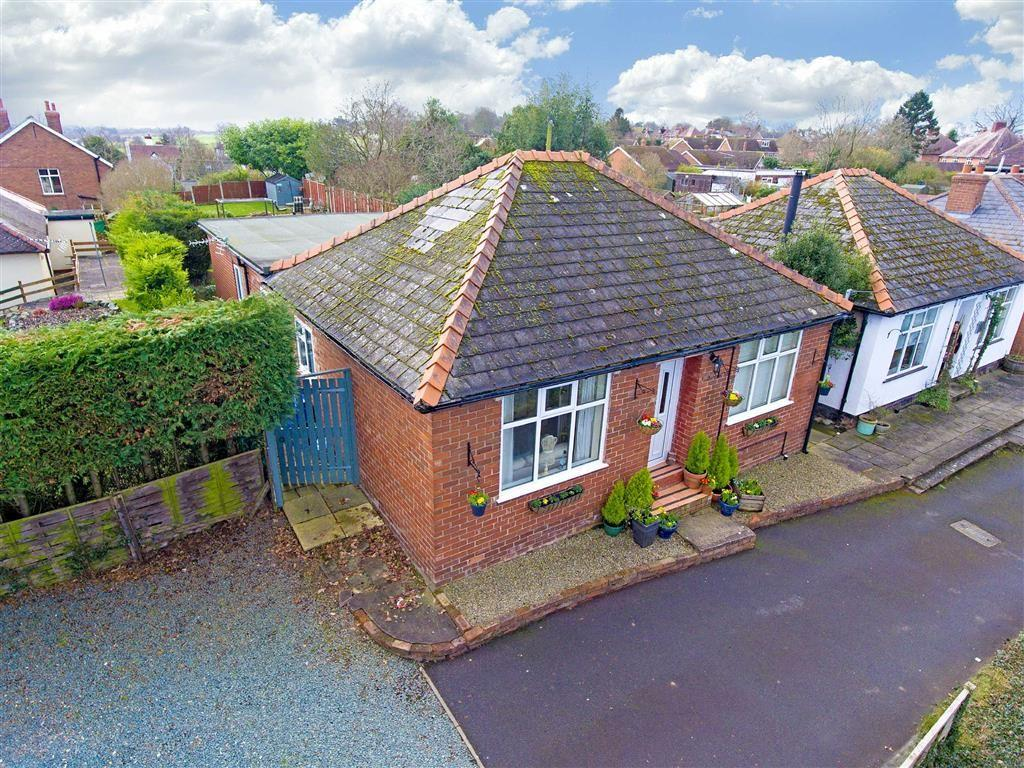 3 Bedrooms Detached Bungalow for sale in Cross Roads, Bayston Hill, Shrewsbury, Shropshire