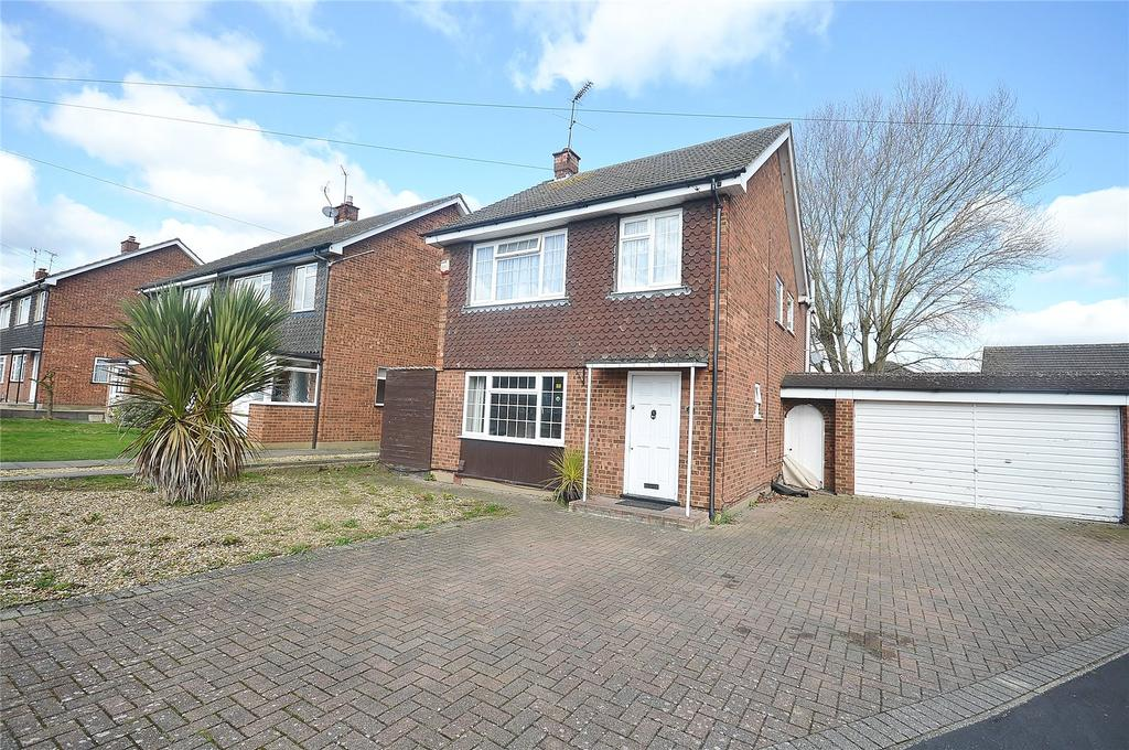 3 Bedrooms Detached House for sale in Rother Close, Garston, Hertfordshire, WD25