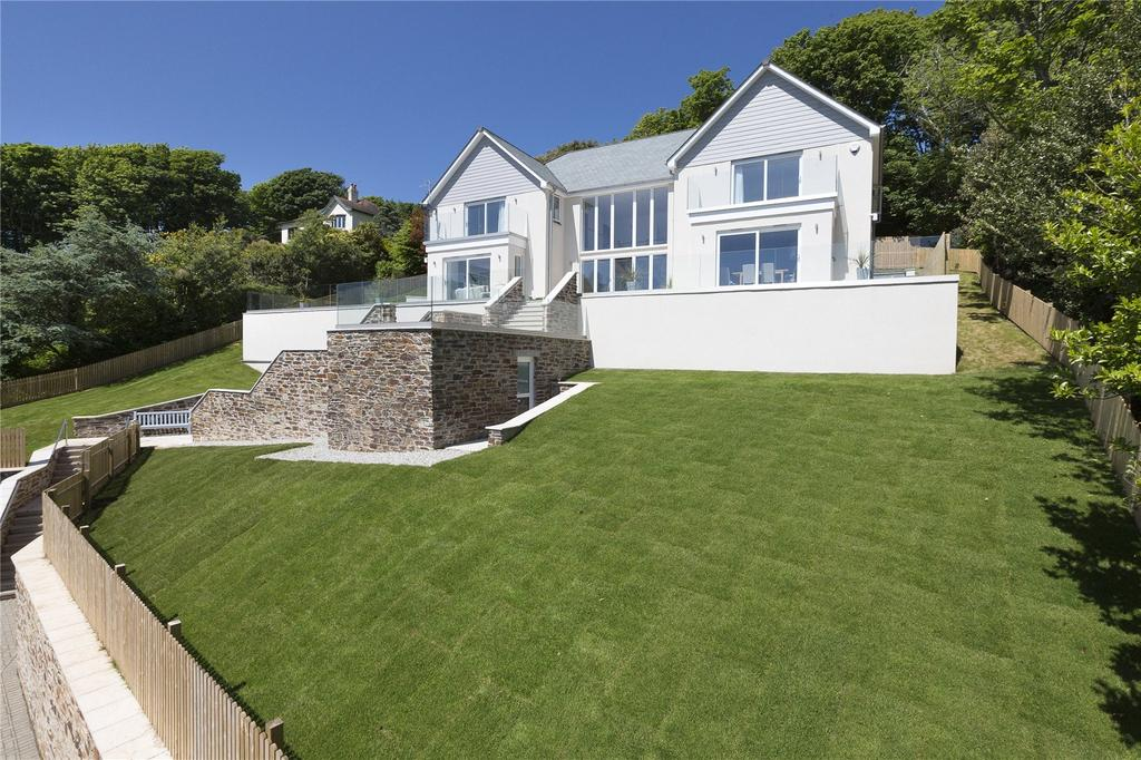 5 Bedrooms Detached House for sale in Main Road, Salcombe, Devon, TQ8